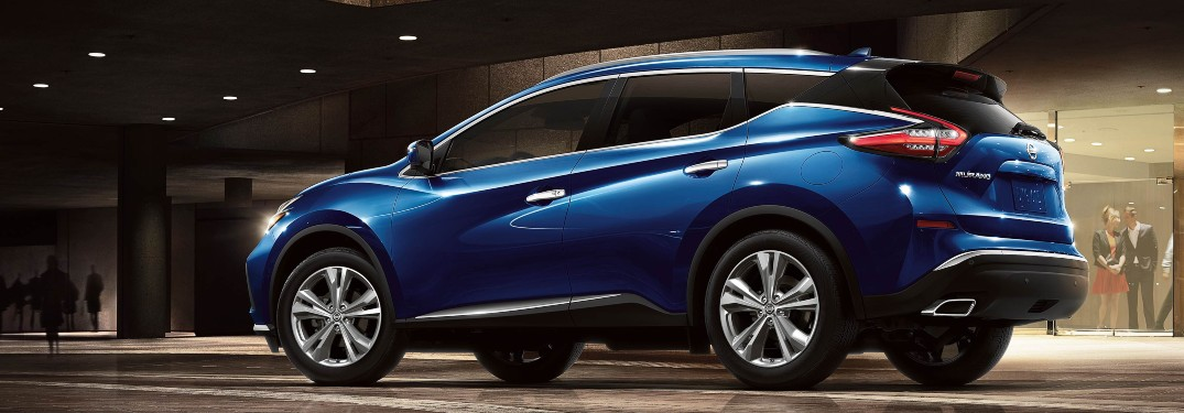 What Interior Features Come Standard in the 2020 Nissan Murano