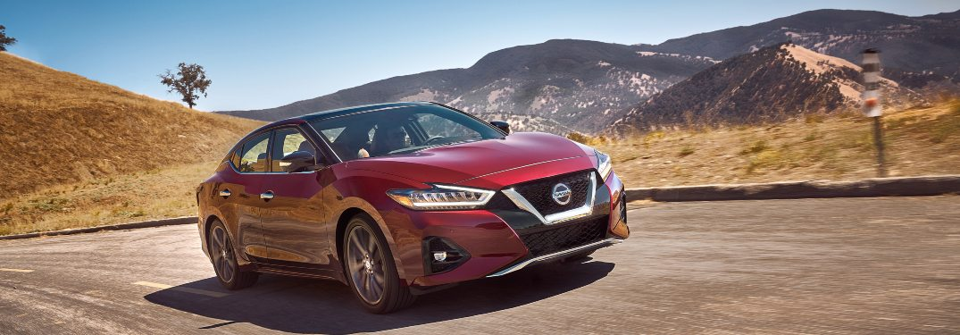 Updates & Changes for the 2021 Nissan Maxima