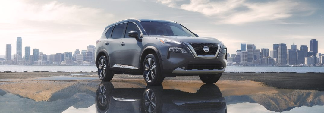 How Safe is the 2021 Nissan Rogue?