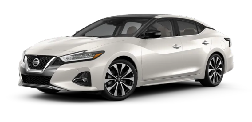 2021 Nissan Maxima Pearl White Tricoat