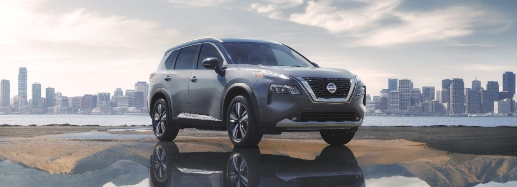 Gallery of 2021 Nissan Rogue Exterior Paint Options