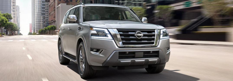 List of 2021 Nissan Armada Updates & Changes