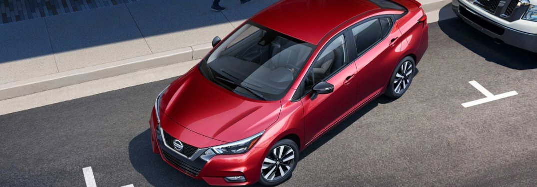 List of 2021 Nissan Versa Driver Assistance Features