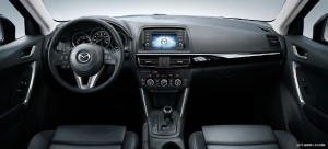 2014 mazda cx-5 interior features - matt castrucci mazda