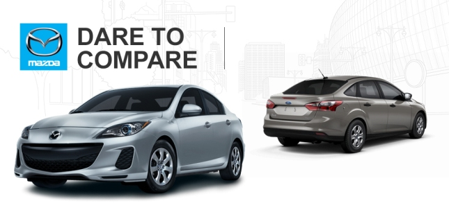 2013 mazda vehicles vs  competitors