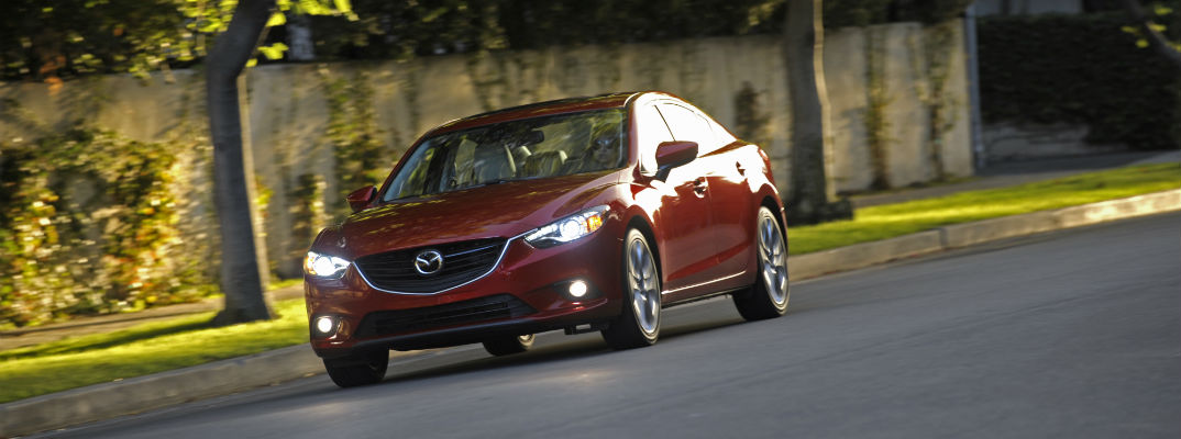 Find Out How the Mazda 3 and Mazda 6 Differ