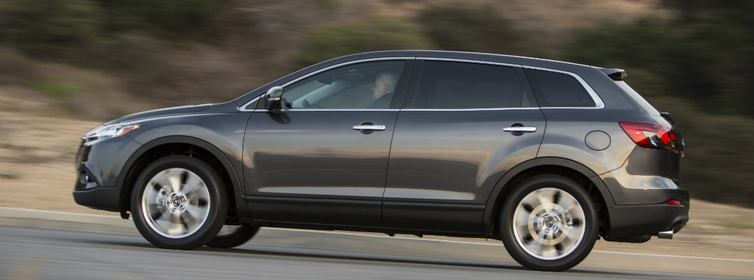 2015 mazda cx 9 offers serious performance and versatility. Black Bedroom Furniture Sets. Home Design Ideas