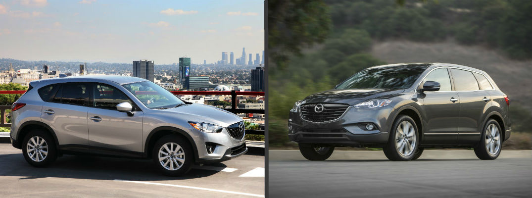 compare mazda cx 5 sport and touring. Black Bedroom Furniture Sets. Home Design Ideas