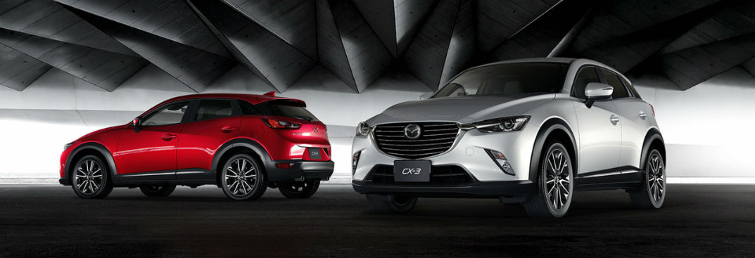 2016 Mazda CX-3 Features