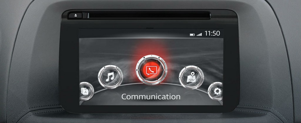 Tips to help you pair your phone to Mazda Connect Bluetooth