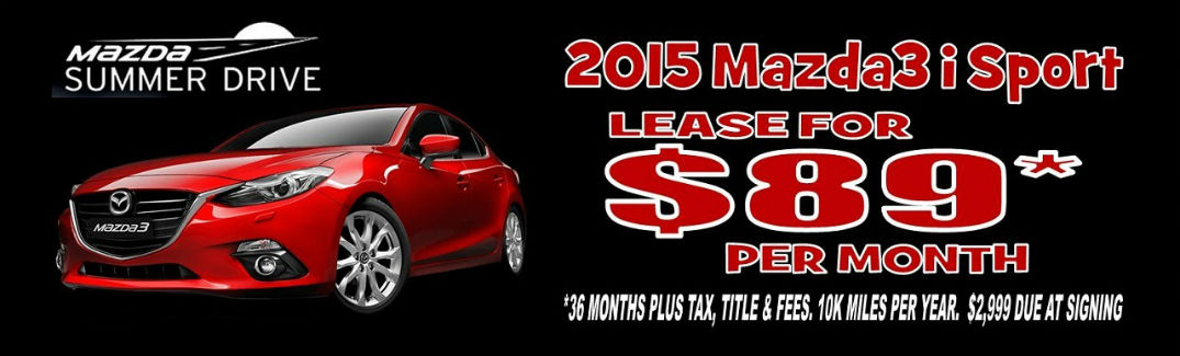 Amazing Mazda Summer Drive Sales Event Heats Up As Summer Temperatures Rise » Lease  Deals Mazda 3 Dayton OH