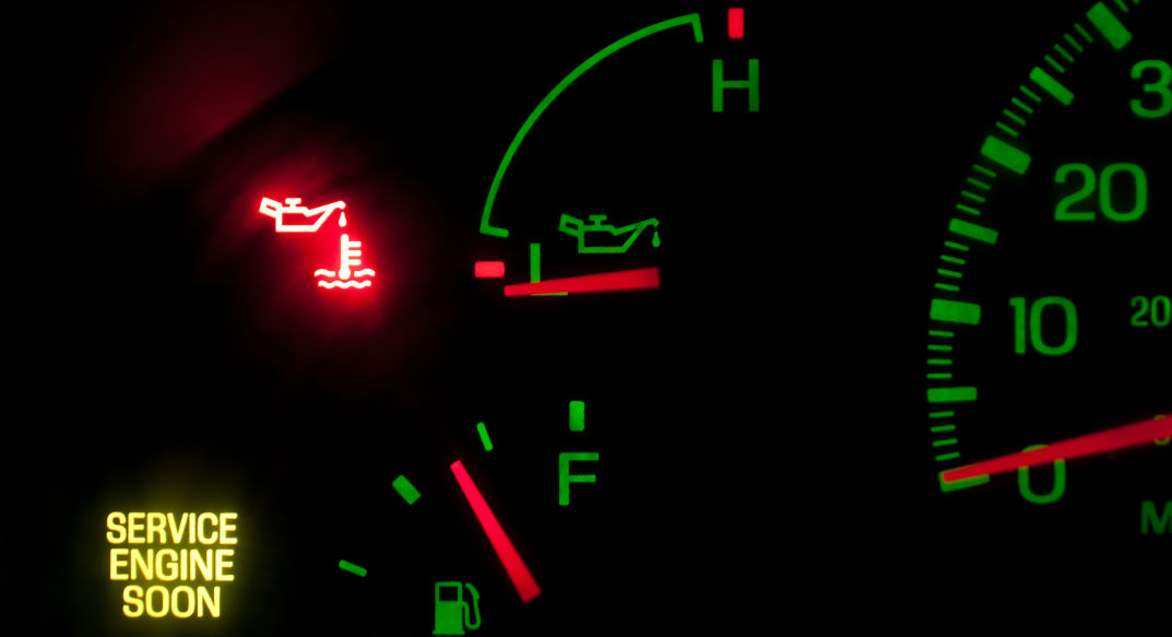 Why Are My Mazda Warning Lights On