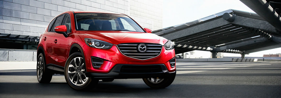 2016 Mazda CX-5 Engine Options