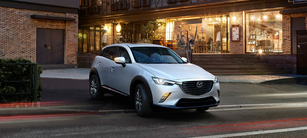 New For The 2017 Mazda Cx 3