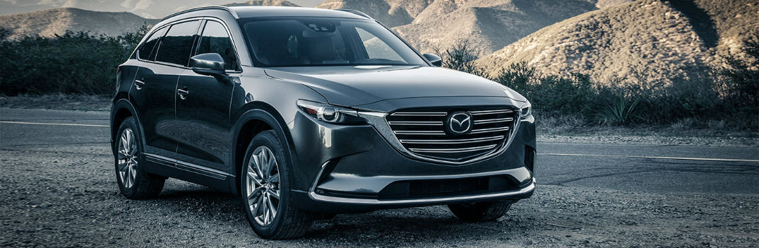 2016 Mazda CX-9 Trim Level Offerings
