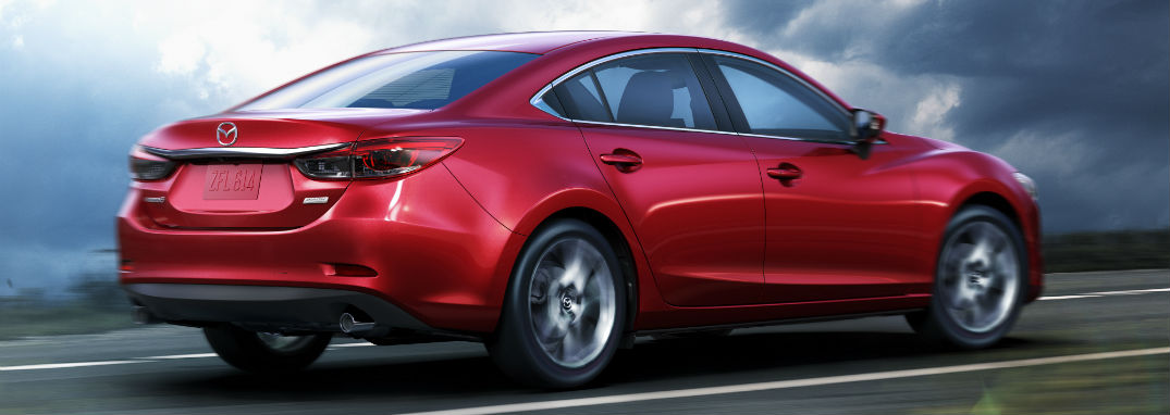 How Much Does The 2017 Mazda6 Cost