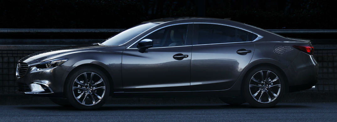 ... 2017 Mazda6 Engine Power And Efficiency
