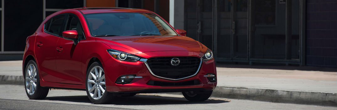 Fuel economy rating of new 2017 Mazda3 delivers money-saving efficiency