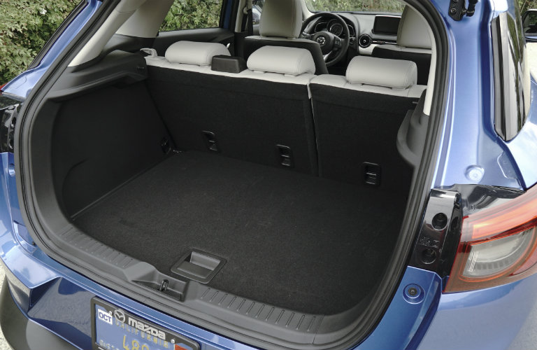 Which Mazda Models Have The Most Trunk Space