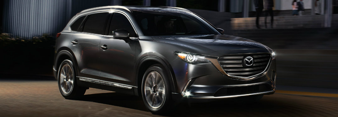2017 Mazda CX-9 oil change schedule