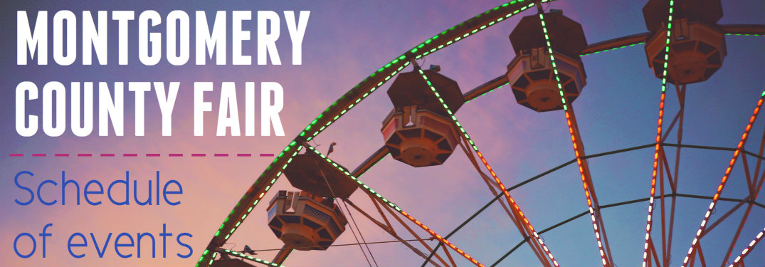 Montgomery County Fair 2017