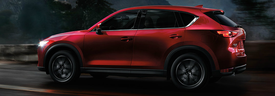 2017 Mazda CX-5 oil change schedule