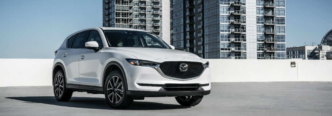 2017 Mazda CX-5 pricing information