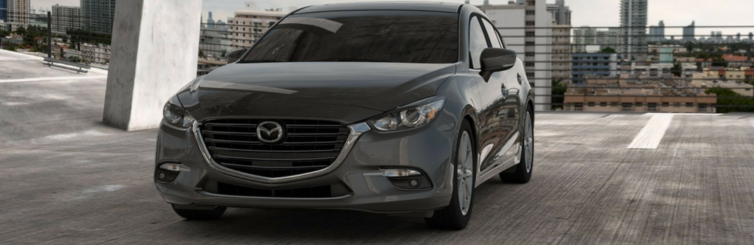 2017 Mazda3 safety features