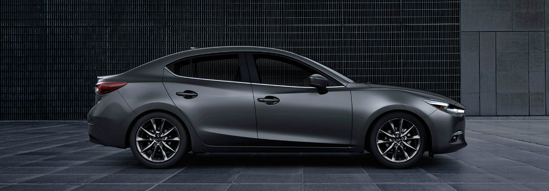 2018 Mazda3 features and specifications