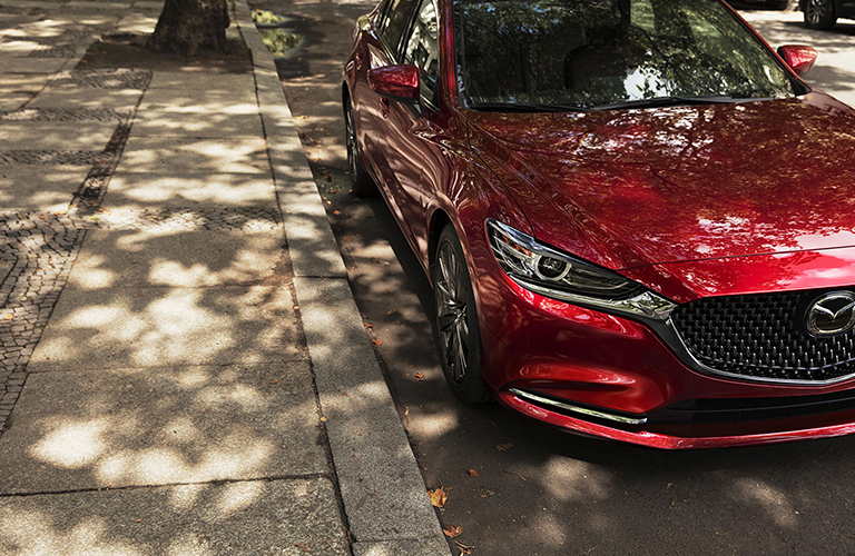 Recently, The EPA Releases Their Estimates On The Gas Mileage Of The 2018  Mazda6, And They Look Good.
