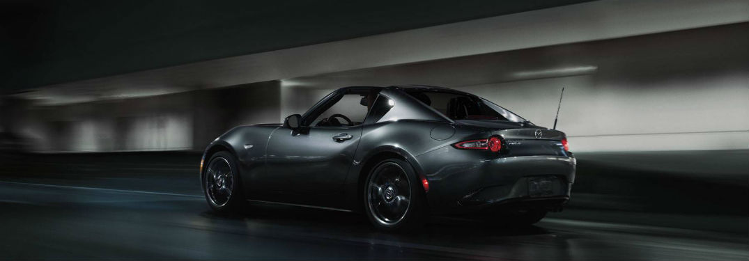 2018 mx-5 miata rf exterior back fascia and drivers side