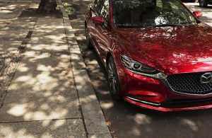 2018 Mazda6 Exterior, parked by curb