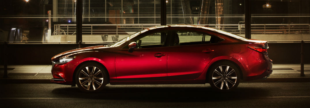 Does the 2019 Mazda6 Offer More Than One Engine Option?