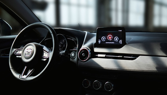 2019 Mazda CX-3 dashboard