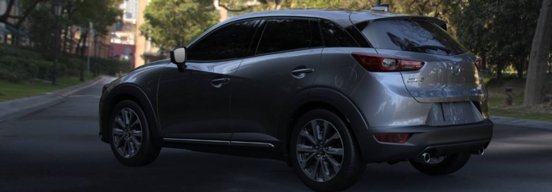 List of 2019 Mazda CX-3 Driver Awareness & Assistance Features