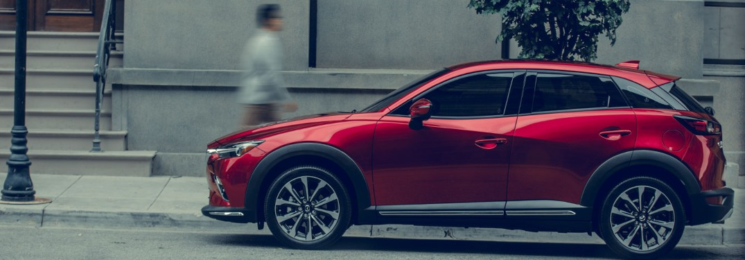 2019 Mazda CX-3 Infotainment & Multimedia Features