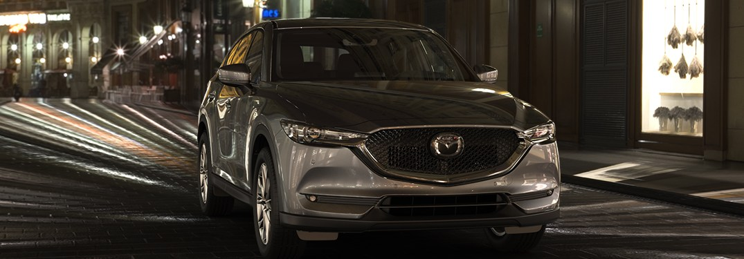 What Optional Packages are available for the 2019 Mazda CX-5?