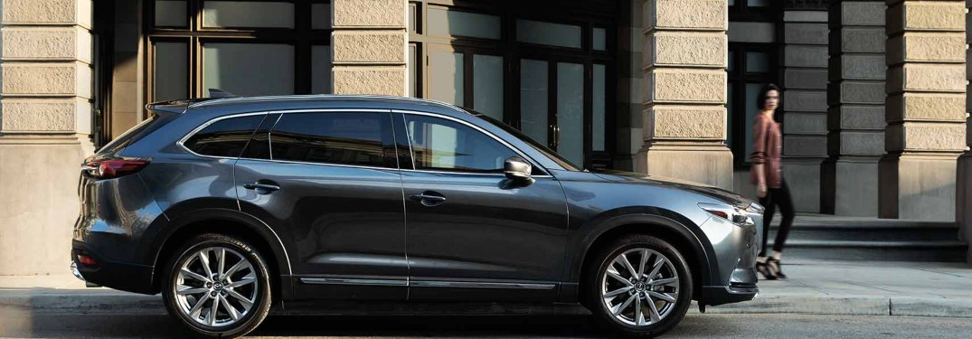 Is the 2019 Mazda CX-9 a Comfortable SUV?