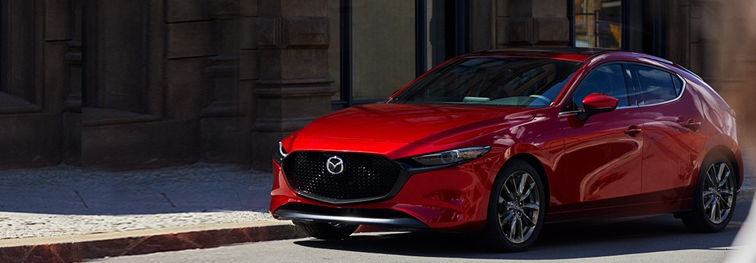 How Many Trim Levels are Available for the 2019 Mazda3 Hatchback?