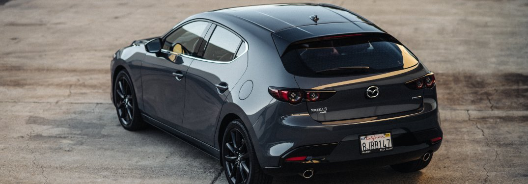 Updates Made to the 2020 Mazda3 Sedan