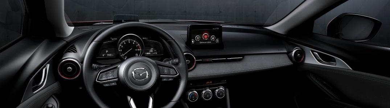 2019 Mazda CX-3 Grand Touring interior
