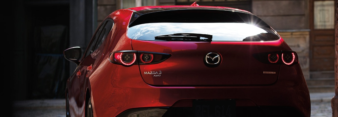 Comparing the Three Packages of the 2020 Mazda3 Hatchback