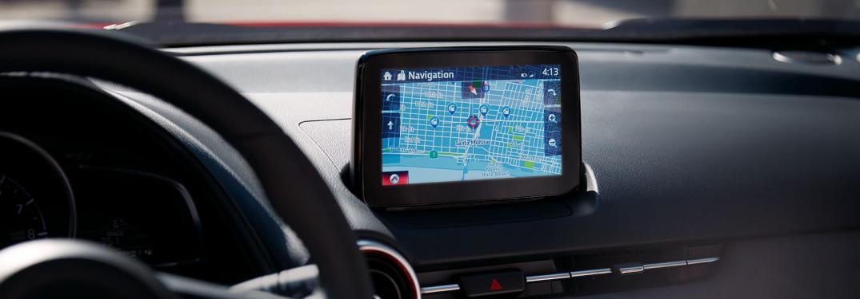 2019 Mazda CX-3 Audio System Information