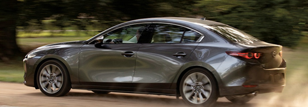 Standard & Optional 2020 Mazda3 Sedan Safety Features