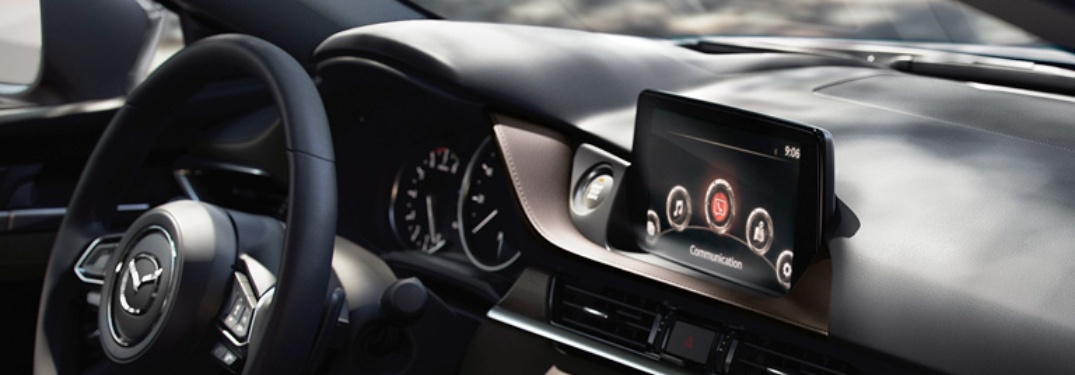 How Does the Mazda 360-Degree View Monitor Work?