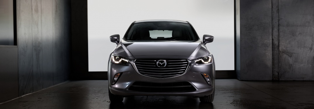 How Has the Mazda CX-3 Been Updated for the 2020 Model Year?