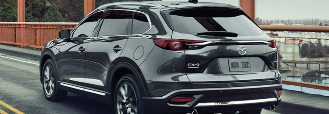 List of Available 2020 Mazda CX-9 Add-Ons & Accessories