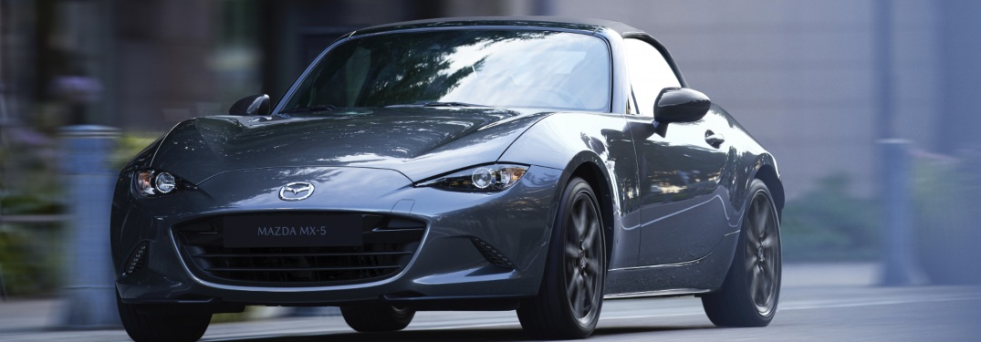 2020 Mazda MX-5 Miata Receives New Color Options & Expanded Feature Availability
