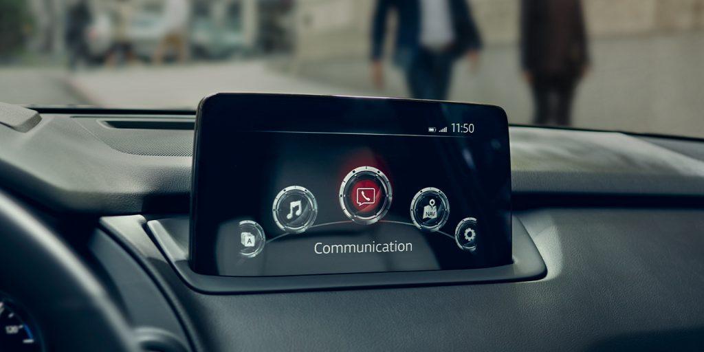 2020 Mazda CX-9 infotainment system