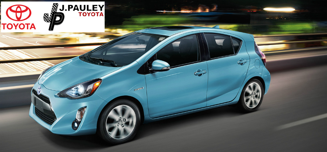 Differences For The Prius C Trims Explained
